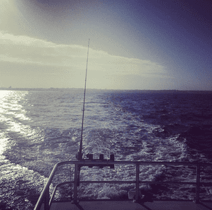 Deep Sea Fishing Off Perth