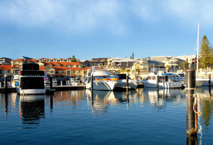 Our Mindarie fishing charter boats