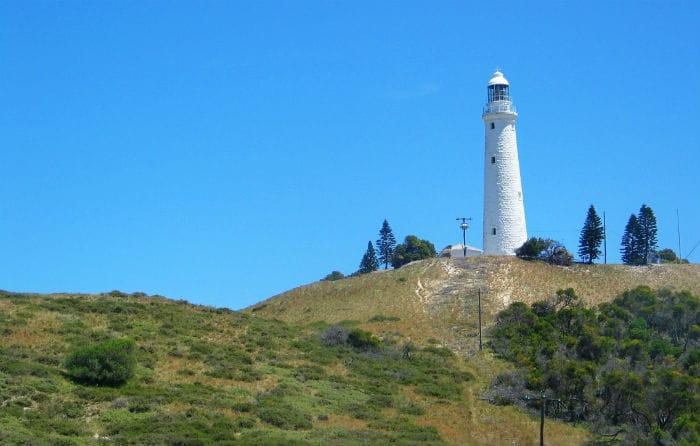Lighthouse on Rottnest